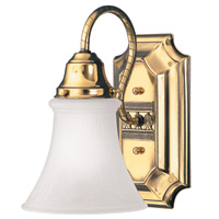Hudson Valley 5011 Classic One Light Wall Sconce