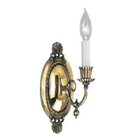 Hudson Valley 907 Bracket Gallery One Light Wall Sconce