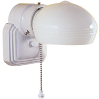 Hudson Valley 5991 Edison One Light Wall Sconce Pull-Chain Fixture