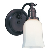 Hudson Valley 231 Morgan One Light Wall Sconce