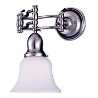 Hudson Valley 342 Adjustables One Light Bath Vanity