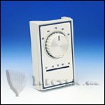Fantech AS TS Thermostat � 2 Stage For Heated Units