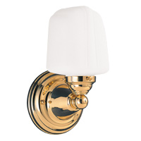 Hudson Valley 221 Burlington One Light Wall Sconce