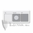Lutron MRF-VCTX-WH Maestro- Wireless Controller