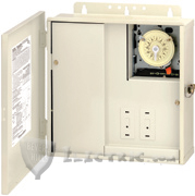 Intermatic T10004RT1 Mechanical Control with Safety Transformer