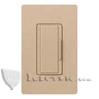 Lutron MSC-AD-277 Maestro Satin Color 277 VOLT Accessory Dimmer for Multi-Location Dimming