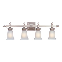 Hudson Valley 2824 Cumberland Four Light Bath Vanity