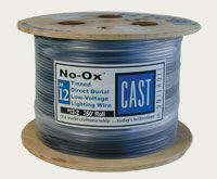 CAST 12-2 No-Ox Tin-Coated MARINE GRADE Low Voltage Landscape Wire Cable, 500 Foot Roll