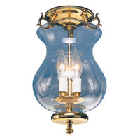 Hudson Valley 525 Ardmore Three Light Semi-Flush Mount
