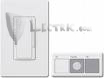 Lutron MRF-603MTHW-WH Incandescent/Halogen (Clamshell Packaging)- Remote Lighting Control Package