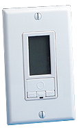 Leviton 6124H 24 Hour LCD Programmable Decora Electronic Incandescent / Inductive Timer