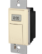 Intermatic ST01AC Heavy Duty In-Wall Timer with Astronomic Feature: ALMOND COLOR