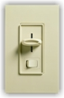 Lutron SLV-603P Skylark 3-Way Magnetic Low Voltage Dimmer, 600 VA (450 Watts)