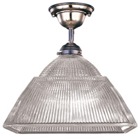 Hudson Valley 4521 Majestic Sqaure One Light Semi-Flush Mount