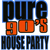 Pure 90 39 s house party dj gordo for Classic house music songs