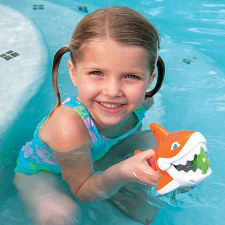 Gobble Gobble Guppies Pool Toy