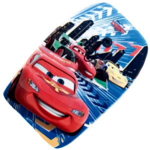 Cars Bodyboards