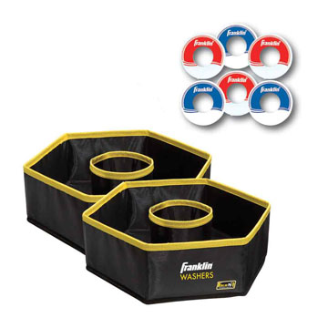 Foldable Washer Toss Tailgate Game