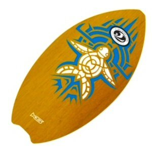 CBC Wood 395 Skimboard