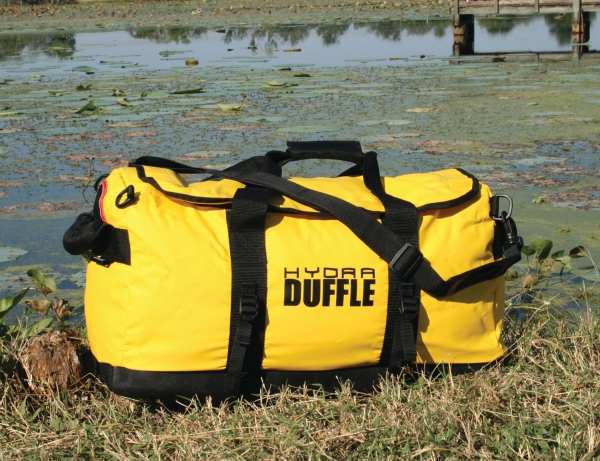 Sportsman's Hydra Duffle Bag (Color: Yellow/Black)