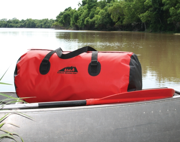 Wild River Duffle Bag (Color: Red/Black)
