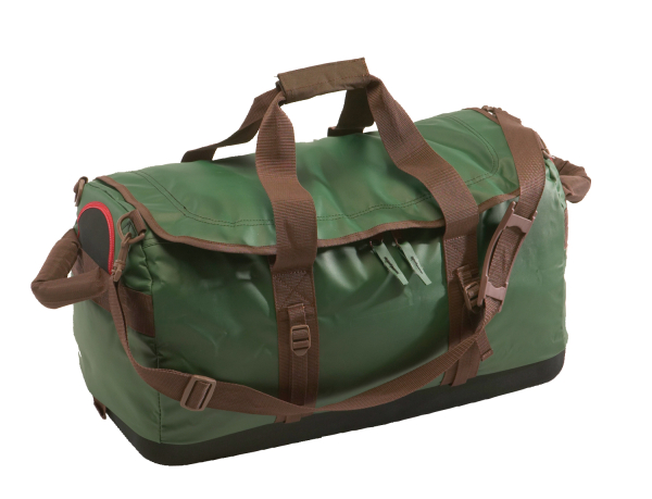 Sportsman's Hydra Duffle Bag (Color: Deep Forest/Hot Chocolate)