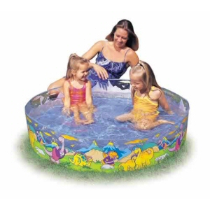 "Fill N Fun Snapset 48"" Diameter Kiddie Pool"