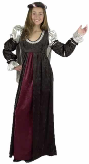 Child's Princess of Monaco Costume