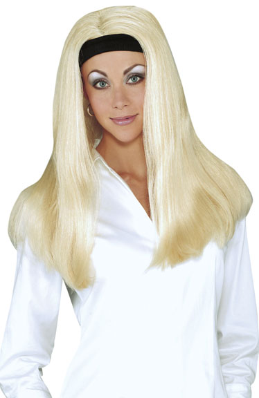 Deluxe All American Girl Wig