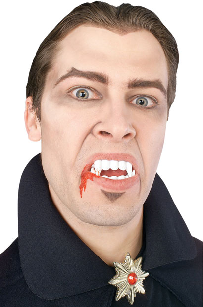 Deluxe Removable Vampire Teeth
