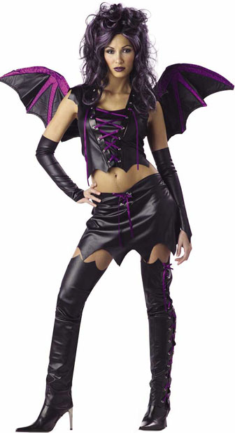 Adult Moonlight Vixen Costume