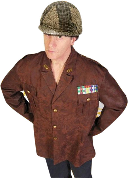 Adult General Patton Jacket Costume