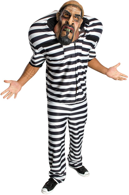 Adult Oversized Prisoner Costume