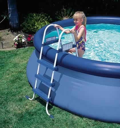 "36"" Intex Pool Ladder"