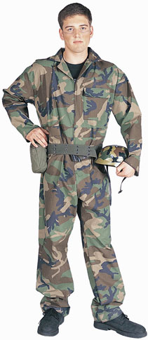 Adult Army Navy Seal Team 6 Costume