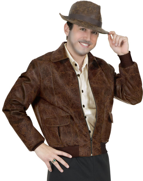 Deluxe Indiana Jones Jacket Costume