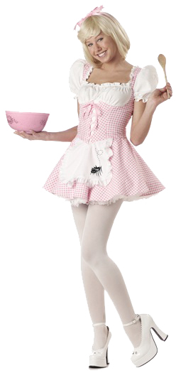 Teen Little Miss Muffett Costume