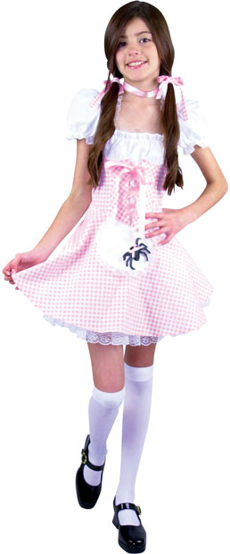 Child's Little Miss Muffet Costume