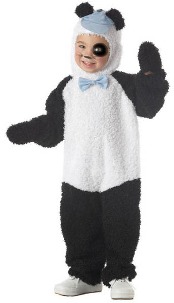 Toddler Playful Panda Costume