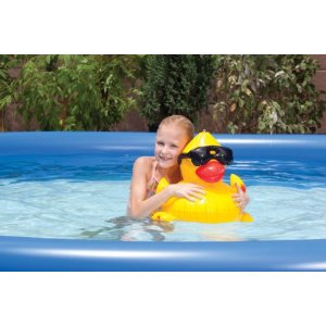 Inflatable Derby Duck