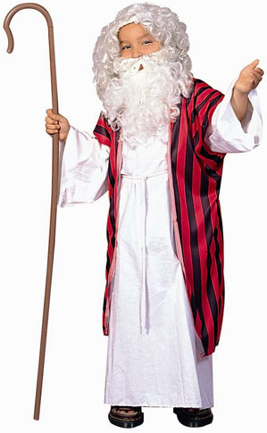 Child's Moses Costume