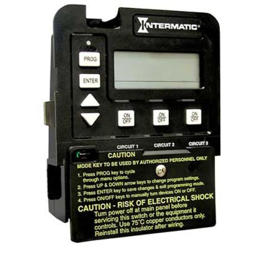 Intermatic Pool Time Clock Digital Mechanism