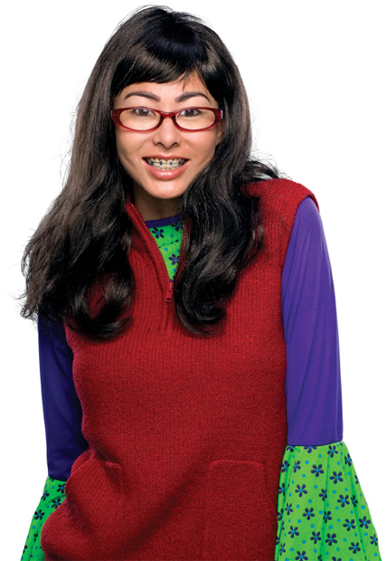 Ugly Betty Costume Kit