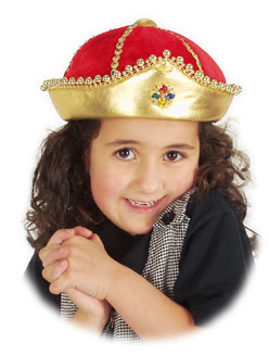 Child's Queen Hat