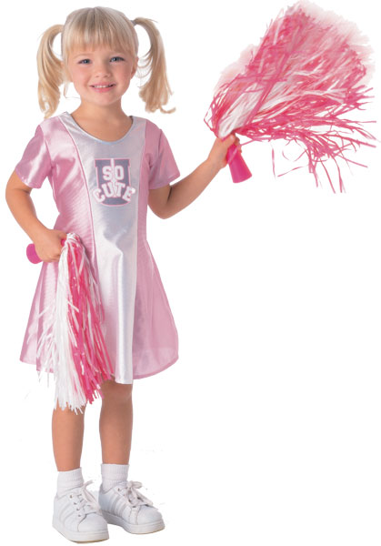 Toddler Cheerleader Costume