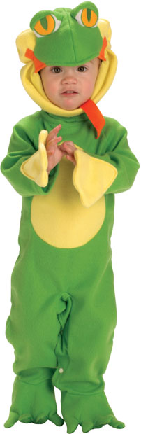 Baby Freddy Frog Costume