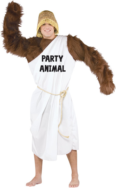 Adult Party Animal Costume