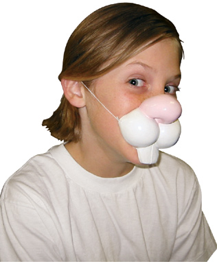 Child's Large Rabbit Nose
