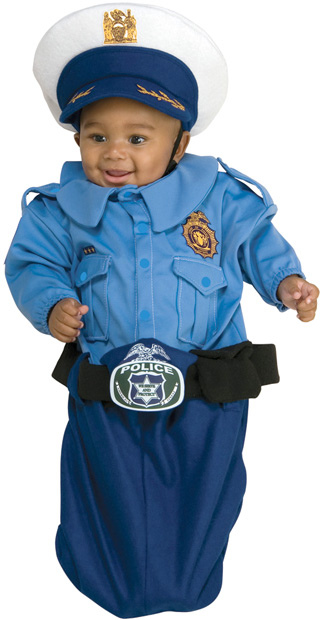 Baby Bunting Police Costume