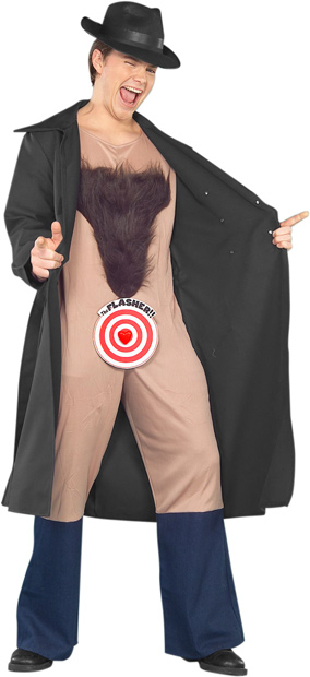 Adult Flasher Costume Funny Penis Costumes